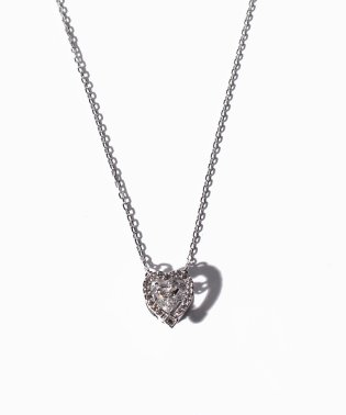 【SWAROVSKI】Sparkling Dance Heart ネックレス