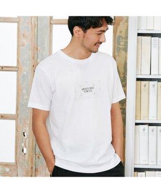 【MEN'S BIGI TOKYO】ロゴTシャツ