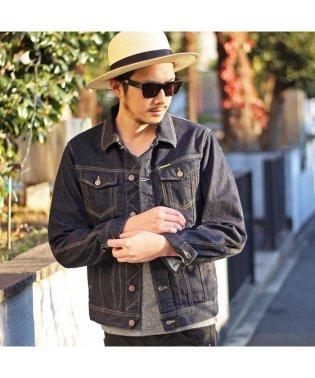 【BOBSON ボブソン × RATTLETRAP】刺繍入りデニムジャケット<別注セレクト>