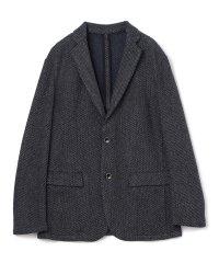 カルゼ杢カットジャケット