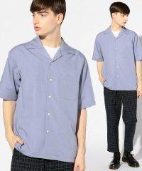 オープンカラーシャツ/開襟シャツ