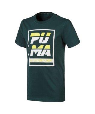プーマ/キッズ/ALPHA SS グラフィック Tシャツ