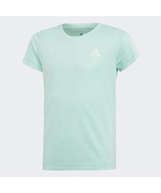 アディダス/キッズ/G TRN スリーストライプス Tシャツ