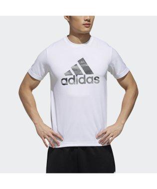 アディダス/メンズ/M MUSTHAVES BADGE OF SPORTS CLIMALITE グラフィックTシャツ
