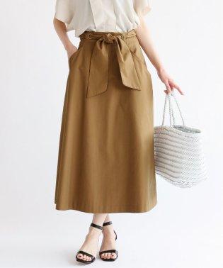 ツイルリボンスカート◆