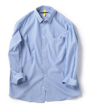 BENCH MARKING SHIRTS: レギュラーカラー ストライプ シャツ