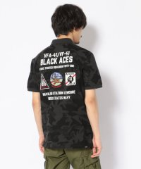 【WEB&DEPOT限定】ブラックエースポロ/BLACK ACES POLO