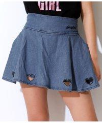 ハートアキフレアスカートインパンツ付スカート