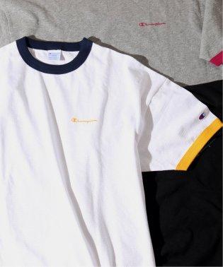 CHAMPION×JS / チャンピオン別注 : リンガーTシャツ