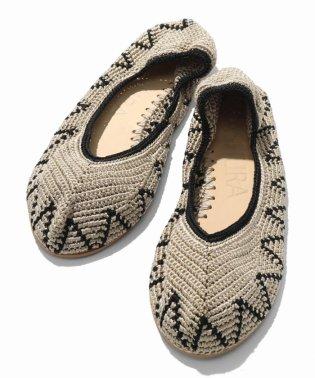 【カタログ掲載】KASHURA Crochet Ballerina Low