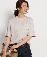 【洗える】製品染めスムースコットンゆるTシャツ