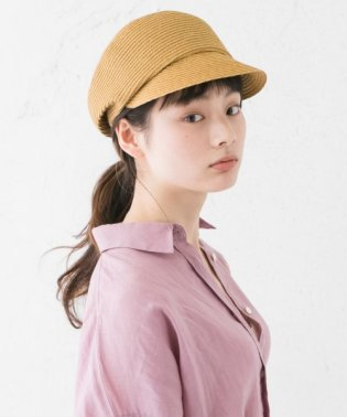 【TVドラマ使用】ウォッシャブルキャスケット
