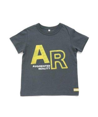チェックロゴTシャツ