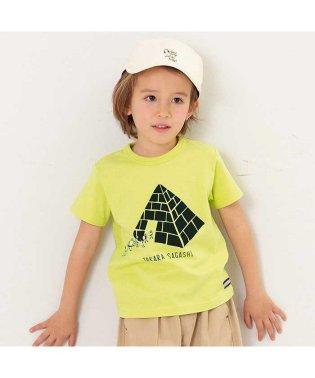 ネット限定 蓄光ピラミッドTシャツ