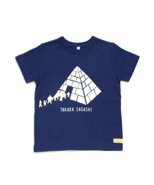 蓄光ピラミッドTシャツ