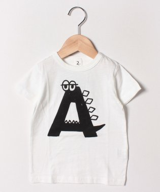 alphabet monster Tシャツ