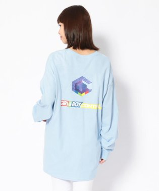 Ctr1/コントロール/Girl&Boy Tシャツ