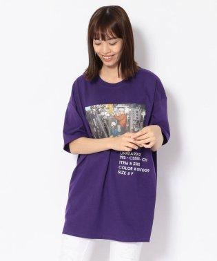 【PERK 5月号掲載】Chica/チカ/工場フォトTシャツ