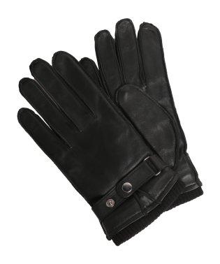 手袋 メンズ レザー 本革 防寒