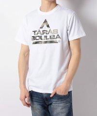 タラスブルバ/メンズ/ビッグロゴTシャツ