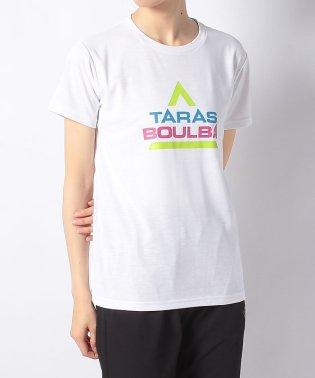 タラスブルバ/レディス/カラフルロゴTシャツ
