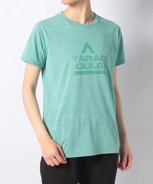 タラスブルバ/レディス/カラーヘザーロゴTシャツ
