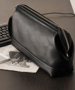 [PHILIPE LANGLET] フィリップラングレー セカンドバッグ メンズ 日本製 ソフトカーフ クラッチバッグ