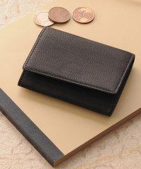 [PRAIRIE GINZA] キッドレザー ミニ財布 小銭入れ 日本製