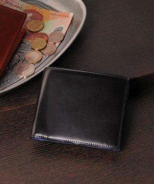 [PRAIRIE] コードバン 二つ折り財布 ミニ財布