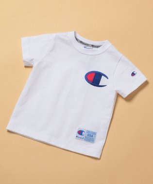 【ROPE' PICNIC KIDS】【Champion】Tシャツ
