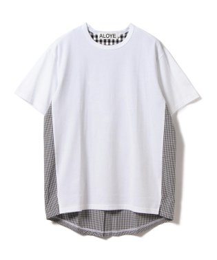 ALOYE / Shirt Fabrick Tee 19SS