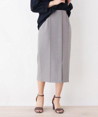 センタータックミモレタイトスカート