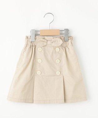 【110cm~160cm】トレンチスカート