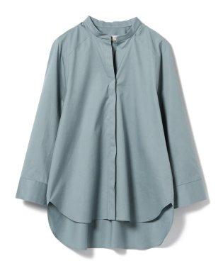 Demi-Luxe BEAMS / コットン オーバーシャツ