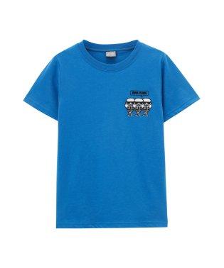LOVE-T ボーイズ 刺繍 トルーパー Tシャツ 326122008