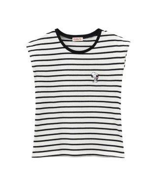 LOVE-T ガールズ スヌーピーTシャツ 361152033