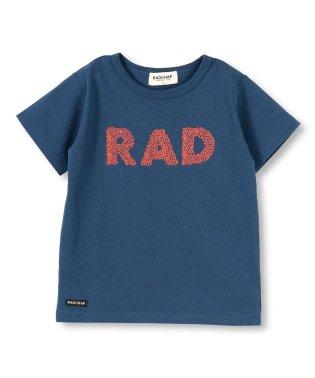 RAD刺繍半袖Tシャツ(80~140cm)