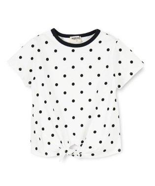 前結び半袖Tシャツ(80~140cm)