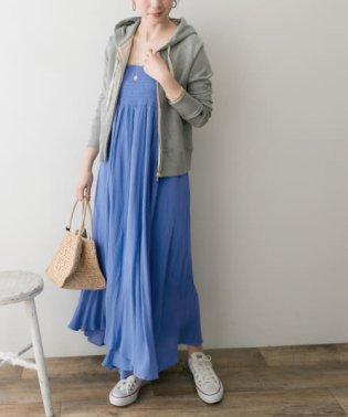 【WEB限定】【LAB】2WAYシャーリングスカート