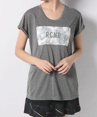 ナンバー/レディス/レディースボックスロゴTシャツ