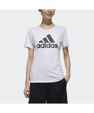 アディダス/レディス/W MH 半袖 ビッグロゴ Tシャツ