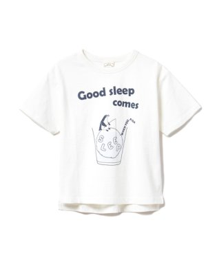 【KIDS】アニマルワンポイント kids Tシャツ