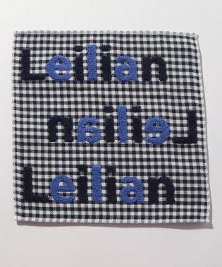 ロゴ刺繍タオルハンカチ