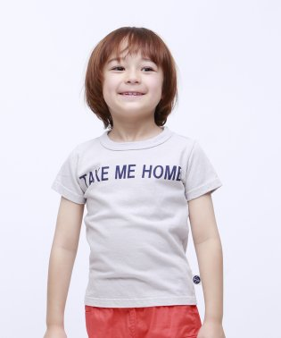 ロゴPT半袖TEE