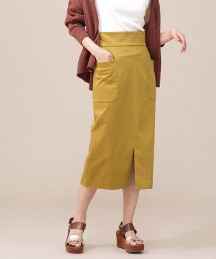CRストレッチアウトポケットスカート