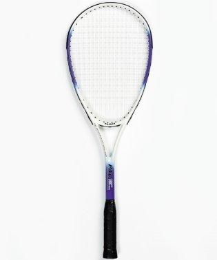軟式テニスラケット(一体成型)