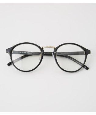 メタルブリッジメガネ