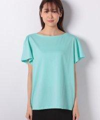 コットンフレアスリーブ半袖Tシャツ・カットソー