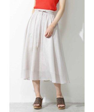 ◆ブライトスパンボイルスカート