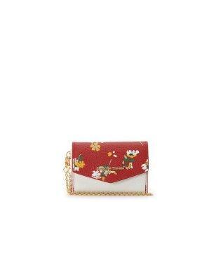 レトロフラワーシリーズ 折財布